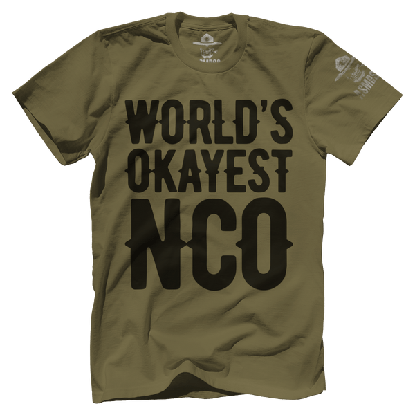 World's Okayest NCO