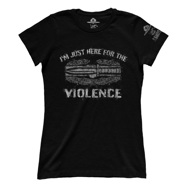 Here for the Violence - CAB (Ladies)