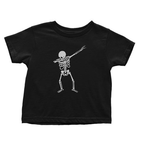 Dabbing Bones (Toddlers)