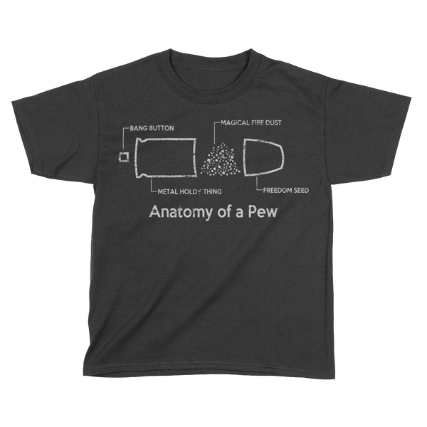 Anatomy of a Pew (Kids)