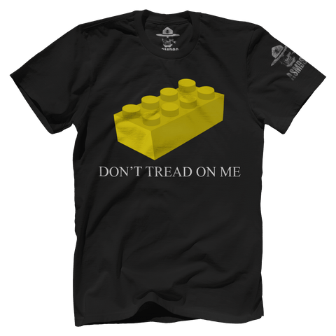 Don't Tread On Lego