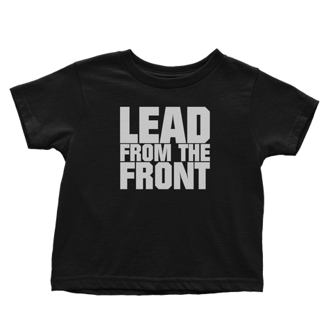 Lead From The Front (Toddlers)