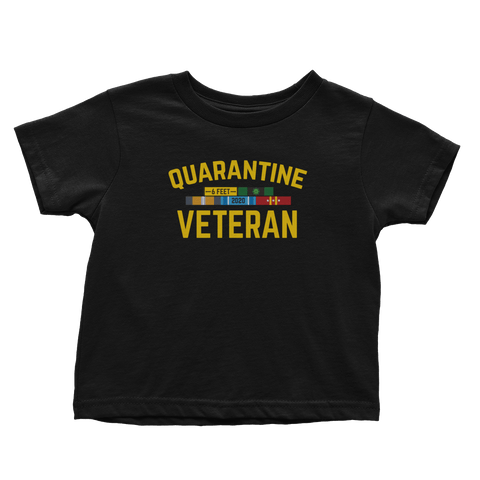 Quarantine Veteran (Toddlers)