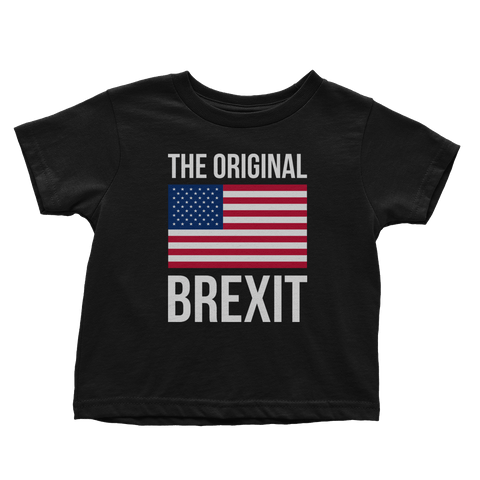 The original Brexit (Toddlers)