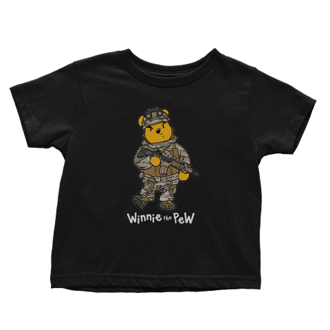 Winnie the Pew (Army) (Toddlers)