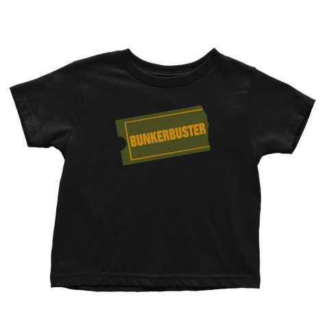 Bunker Buster - OD Green (Toddlers)