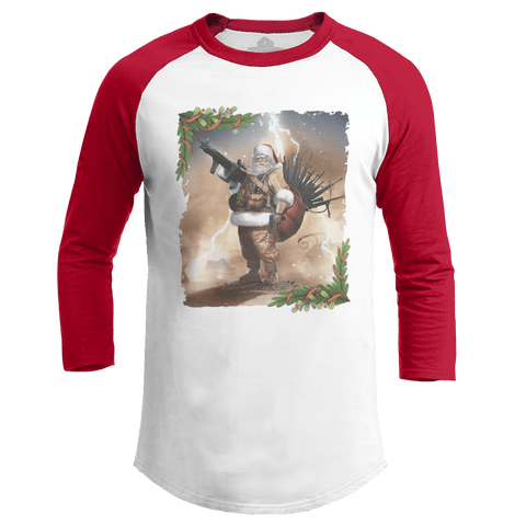 Colonel Claus - Sand Raglan (Ladies)