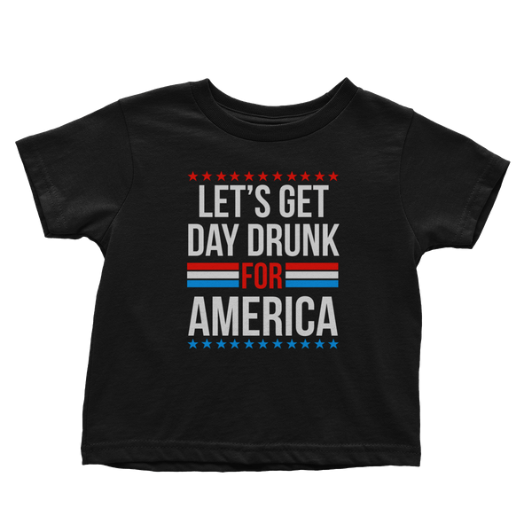 Day Drunk for America (Toddlers)