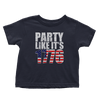 Party Like Its 1776 (Toddlers)