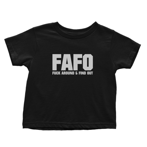 FAFO (Toddlers)