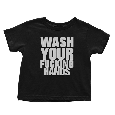 Wash Your Hands (Toddlers)