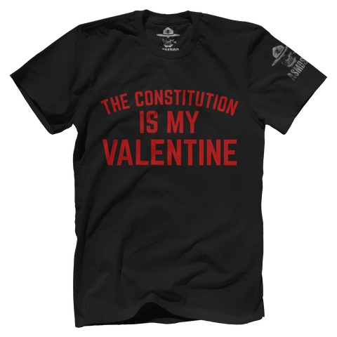 The Constitution Is My Valentine