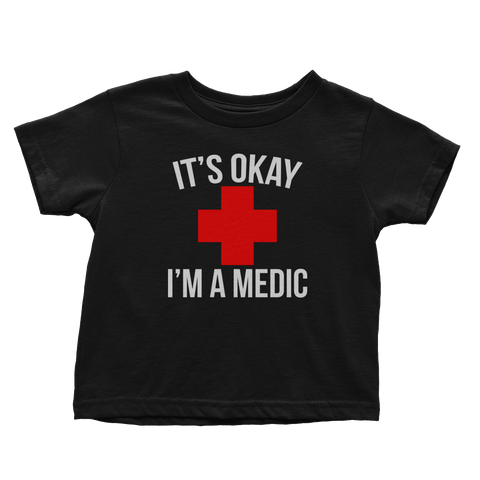I'm A Medic (Toddlers)
