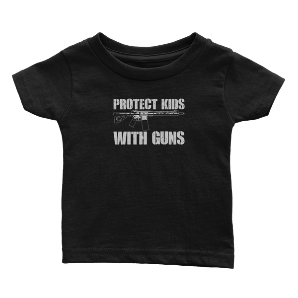 Protect Kids With Guns (Babies)
