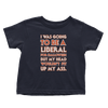 Liberal For Halloween - Toddlers