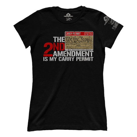 2nd Amendment Carry Permit (Ladies)