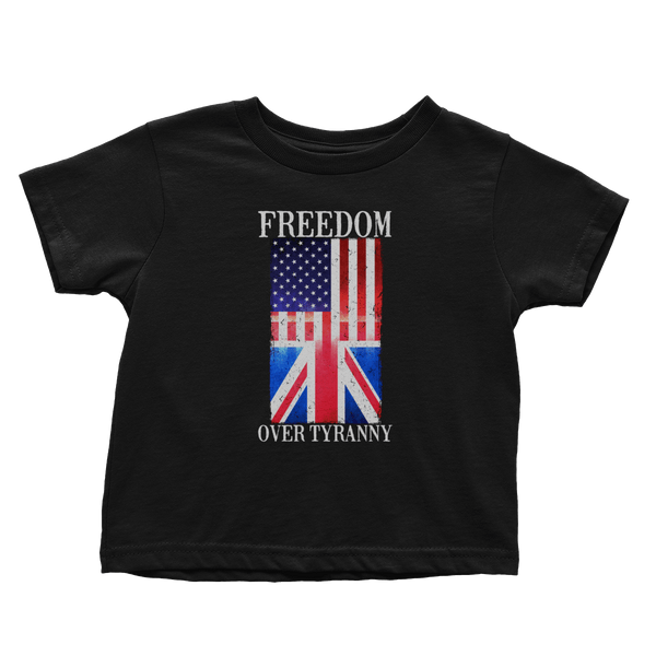 Freedom Over Tyranny (Toddlers)