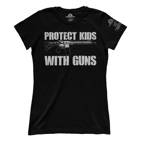 Protect Kids With Guns (Ladies)
