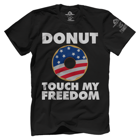 Donut Touch My Freedom