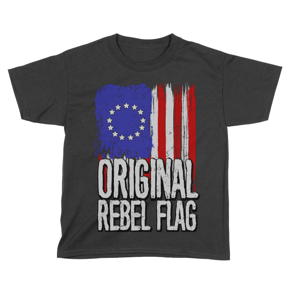 Original Rebel Flag V2 (Kids)