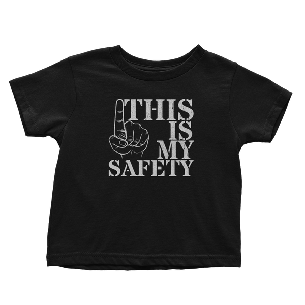 This Is My Safety (Toddlers)