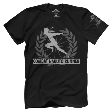 Combat Naruto Runner Badge