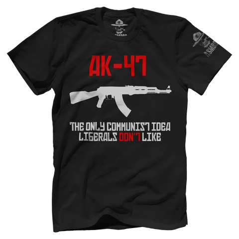 AK-47: The Only Communist Idea