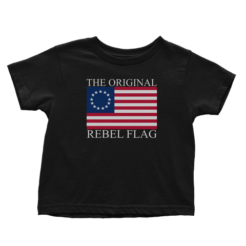 Original Rebel Flag (Toddlers)