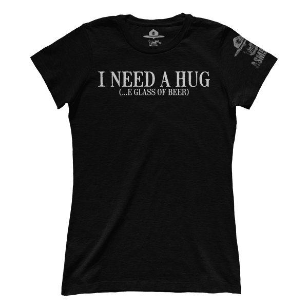 I Need A Hug (Ladies)