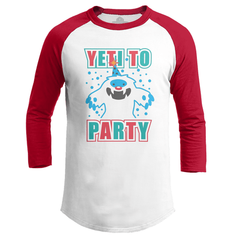 Yeti to Party (Ladies)