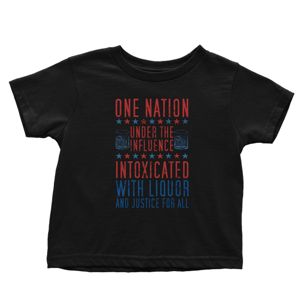 One Nation Under The Influence (Toddlers)