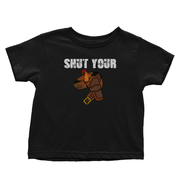 Shut Your C Holster (Toddlers)