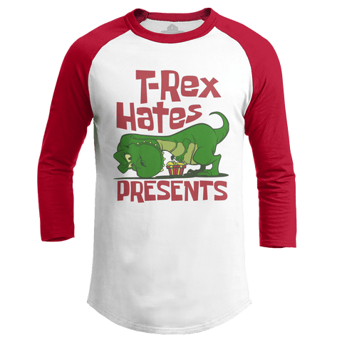 T-Rex Hates Presents (Ladies)