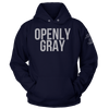 Openly Gray (Ladies)