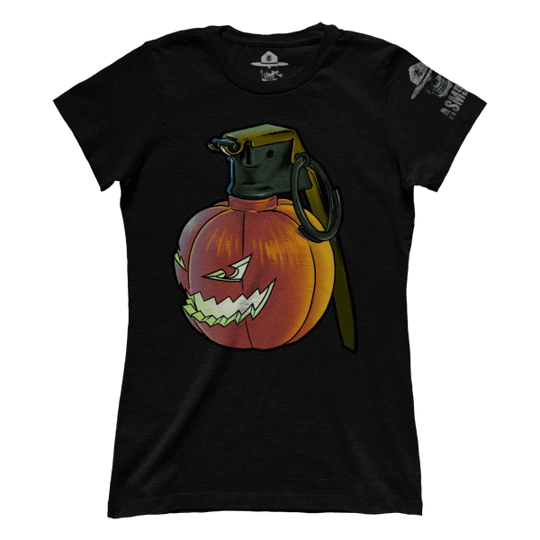 Pumpkin Grenade (Ladies)