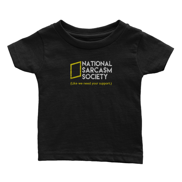 National Sarcasm Society (Babies)