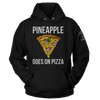Pineapple Goes on Pizza (Ladies)