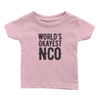 World's Okayest NCO (Babies)