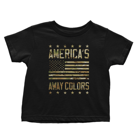 America's Away Colors (Toddlers)