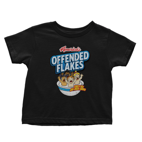 Offended Flakes (Toddlers)