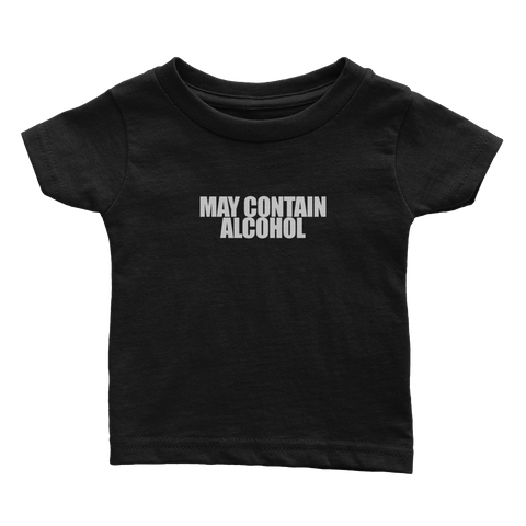 May Contain Alcohol (Babies)