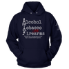 Alcohol Tobacco & Firearms (Ladies)