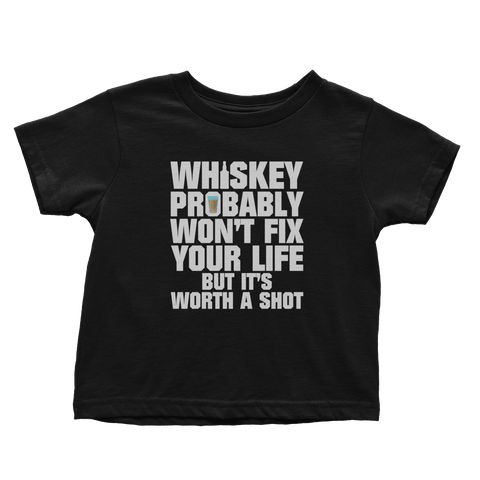 Worth A Shot - Whiskey (Toddlers)