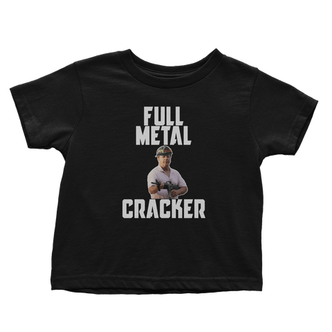 Full Metal Cracker (Parody) (Toddlers)