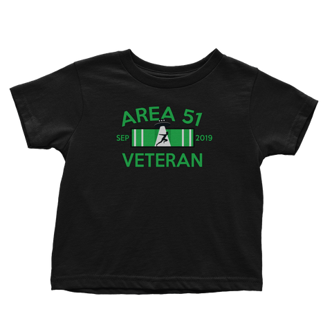 Area 51 Veteran V2 (Toddlers)