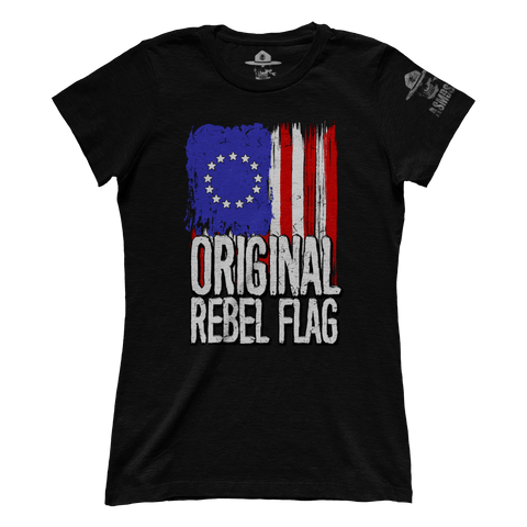 Original Rebel Flag V2 (Ladies)