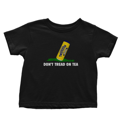 Don't Tread on Tea (Toddlers)