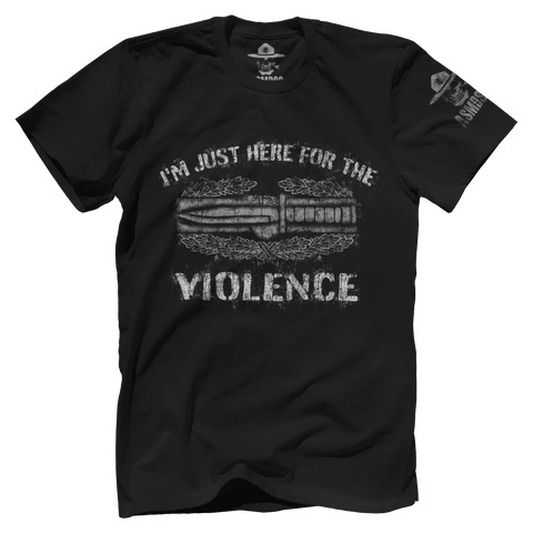 Here for the Violence - CAB