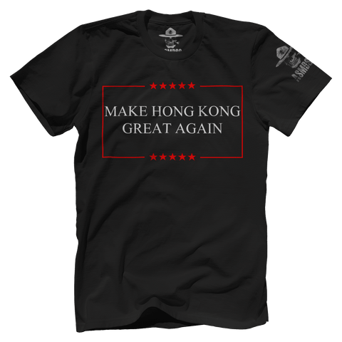 Make Hong Kong Great Again