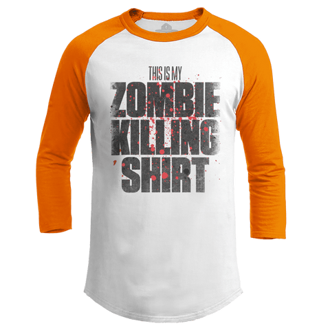 Zombie Killing Shirt (Ladies)